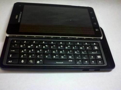 Motorola Droid 3 Android _1