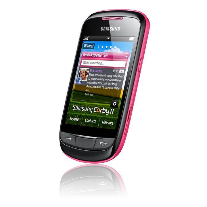 Samsung S3850 Corby II_1