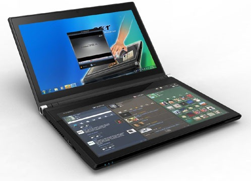 Iconia-6120 Dual-Screen Touchbook _1