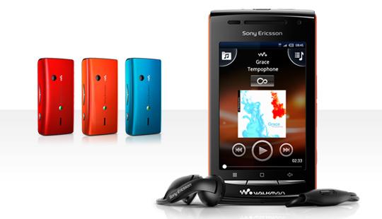 Sony Ericsson W8 _1