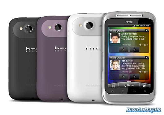 HTC Wildfire S_1