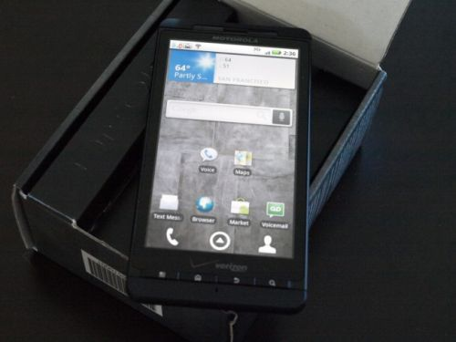 Motorola Droid X2_1