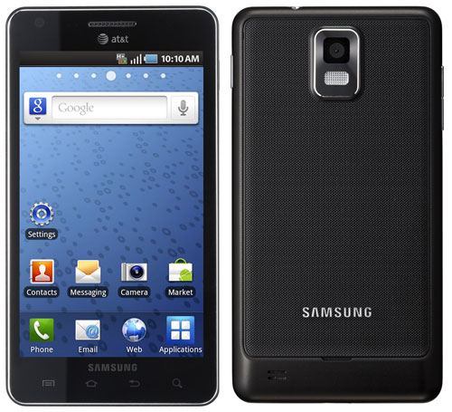 Samsung Infuse 4G _1