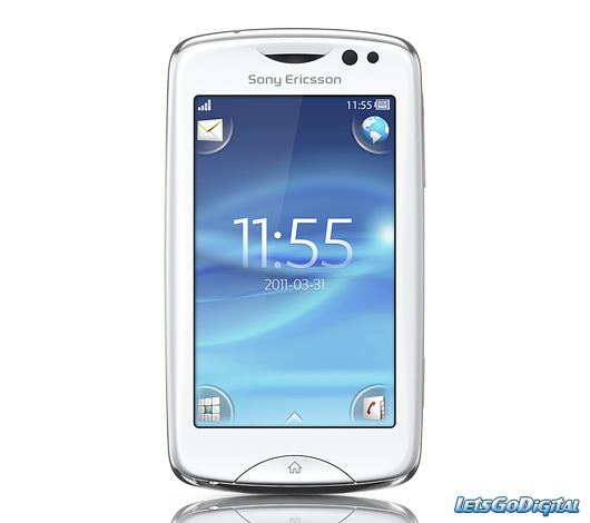 Sony Ericsson txt pro _1