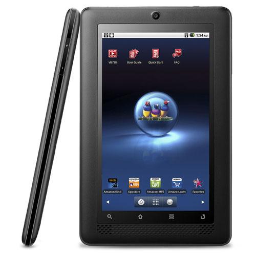 Viewsonic ViewBook 730 Tablet