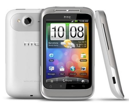 HTC Wildfire S _1
