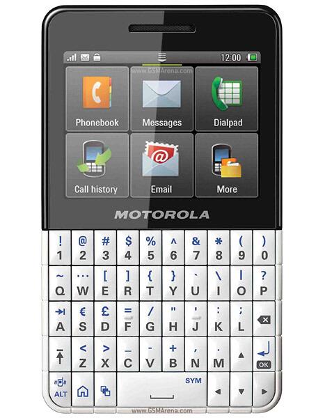 Motorola Motokey XT EX118 _1