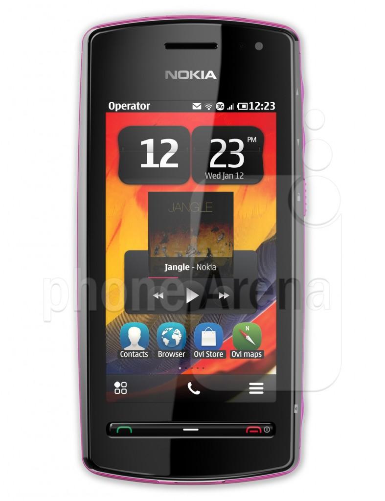 Nokia 600 _1