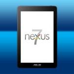 Google-Asus Nexus 7