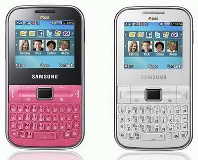 Samsung Chat 222 _2