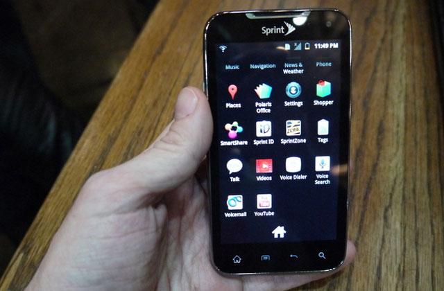 LG Viper 4G